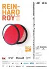 Vernisáž/Reinhard Roy: Rastr a prostor – obrazy, plastiky, objekty/10.4.2017/Industrial Gallery